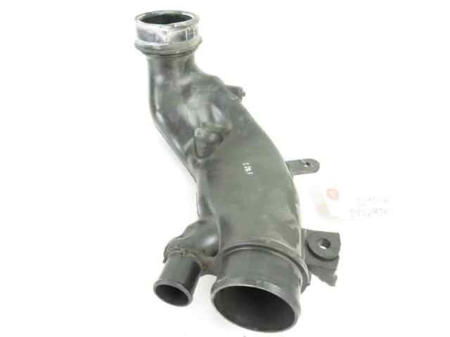 Alternate view of the stock Turbo Inlet Pipe. The pipe necks down right after the turbo inlet and flattens out. Image courtesy of SalvagePerformanceParts.com