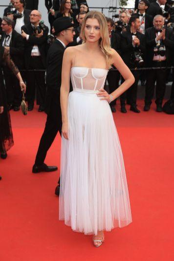 Lily Donaldson - Cannes Film Festival