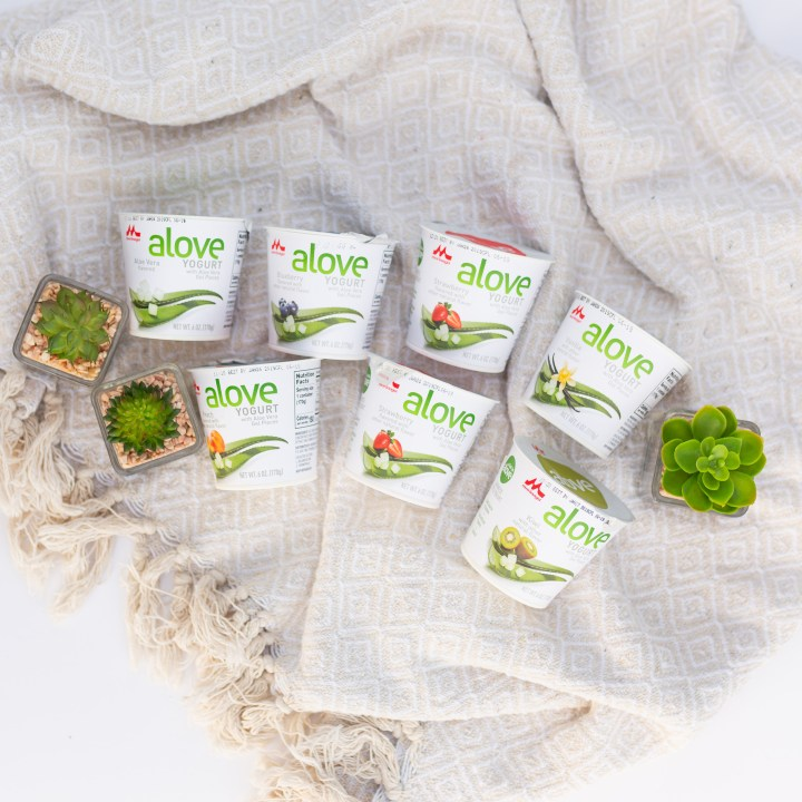 ALOE MEETS YOGURT