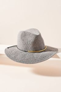 Anthropologie Rancher Hat