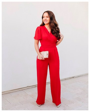 Gal Meets Glam Jumper on FiveFootFeminine