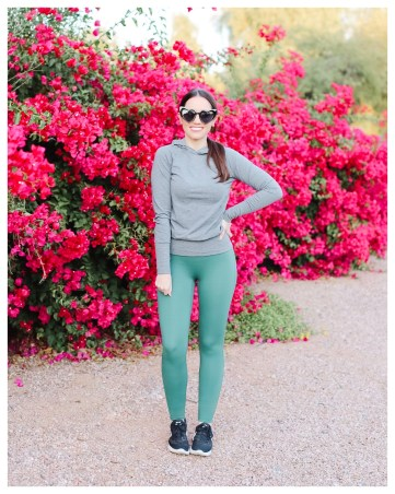 Fabletics on FiveFootFeminine
