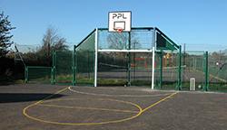 Multi-sports area 250w