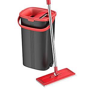 Top 10 Best Flat Mop and Buckets