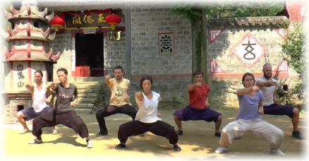 basiques de kung fu