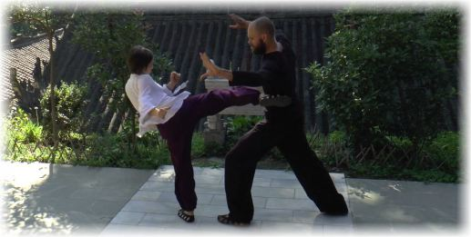 Hard Qigong Training