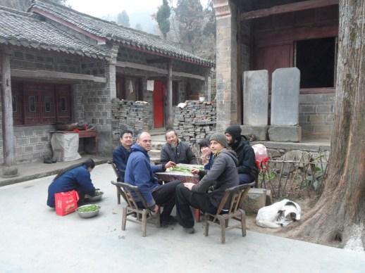 Five Immortals Temple