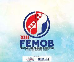 XIII FEMOB – FESTIVAL DE MÚSICA OBIDENSE, INSCRIÇÕES ABERTAS
