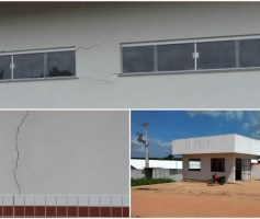 7ª URE E O DESCASO COM A ESCOLA MAURÍCIO HAMOY EM ÓBIDOS