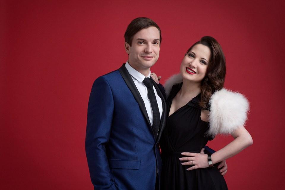 Electro Velvet for Eurovision 2015!