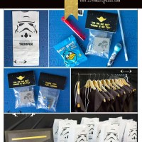 Star Wars Birthday Party, Part II Party Favors