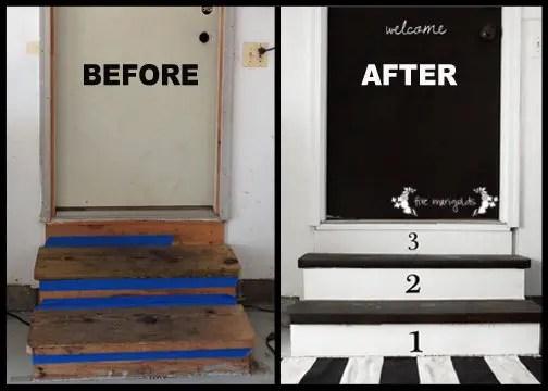 DIY Weekend Garage Transformation | Five Marigolds