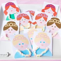 Complete Pink Princess Party for Less than $20
