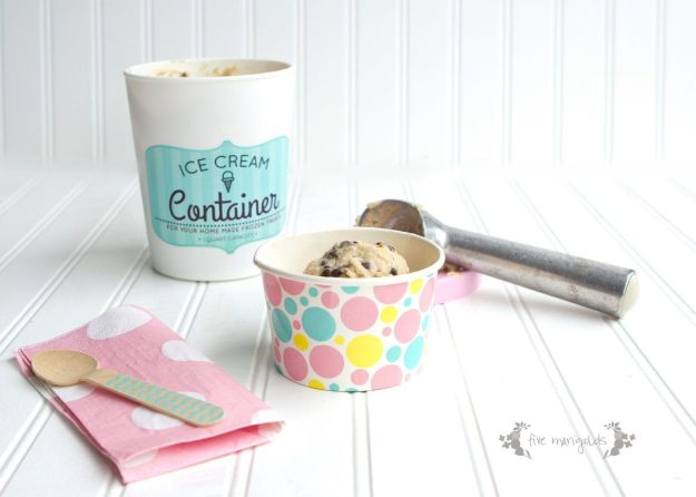 Favorite Things: Tovolo Ice Cream Container | Five Marigolds