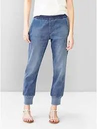 Loving Lately: Gap 1969 Denim Sateen Jogger
