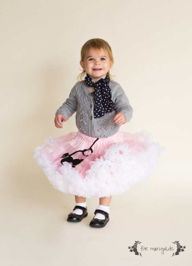Shop your kids' closets for Halloween Costumes 50's Sock Hop | Five Marigolds