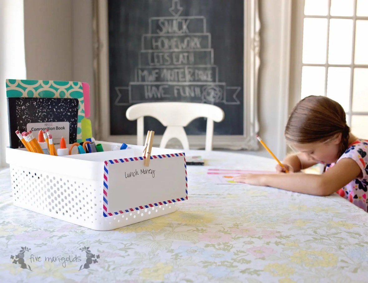 #KeepingMomsCool [AD] Mom Hacks for School Nights with Kidfresh meals at Target