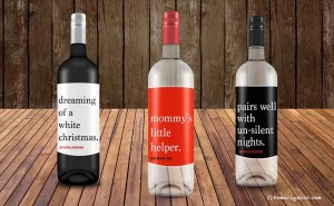 Free Wine Labels for Moms + 10 Ways to Step Up Your Wine Gift Giving Game