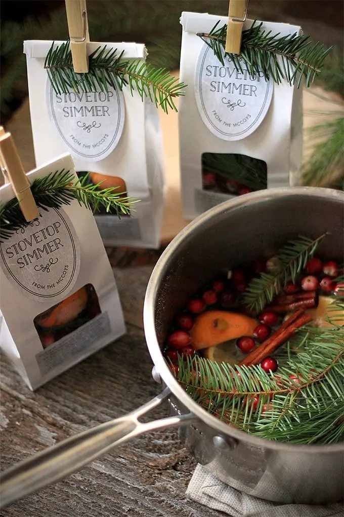 10 DIY Hostess Gifts that will get you invited back. | Five Marigolds