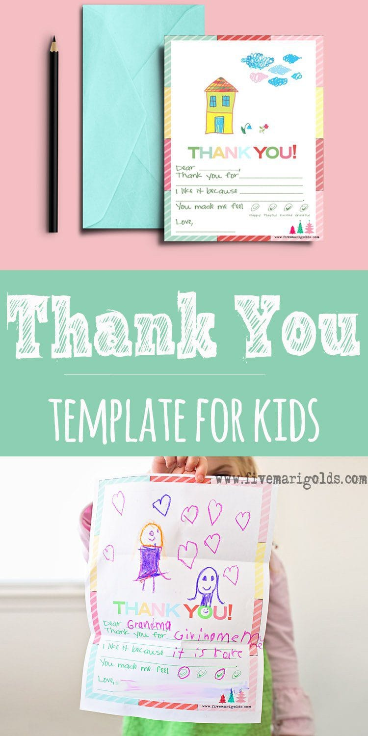 Christmas thank you note template for kids five marigolds christmas thank you note template for kids five marigolds maxwellsz