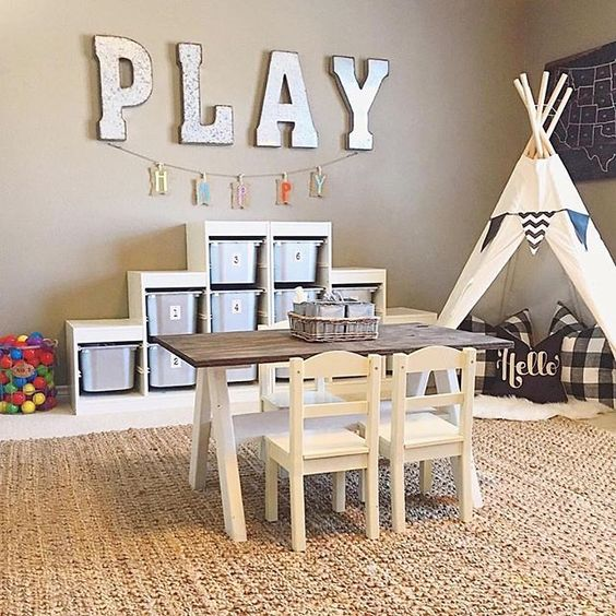 Design The Perfect Playroom For Your Kids | Five Marigolds