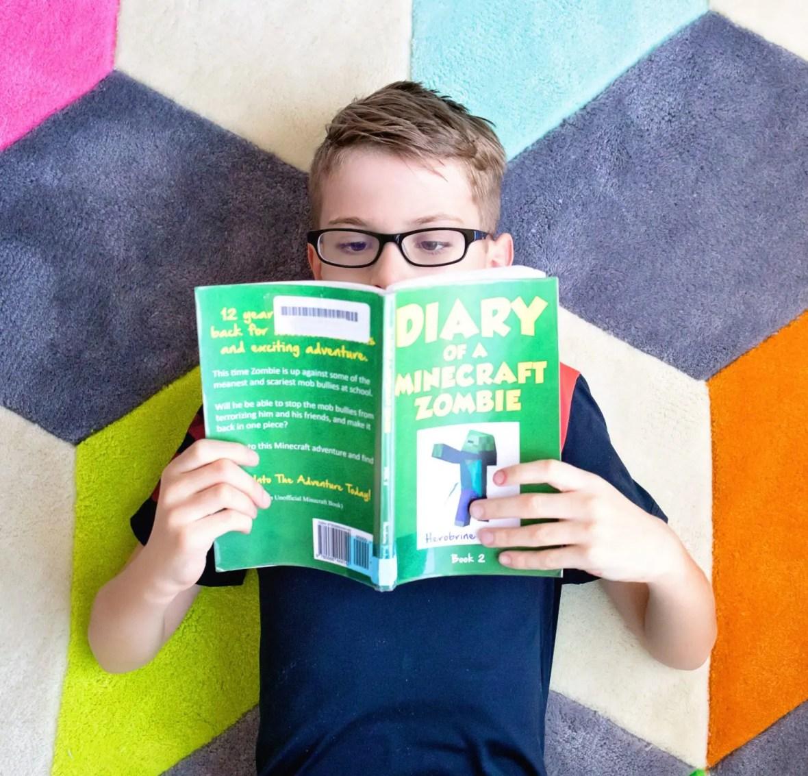 Big Boy Room Reveal: Decor for the Book Worm. | Five Marigolds #birchlanekids