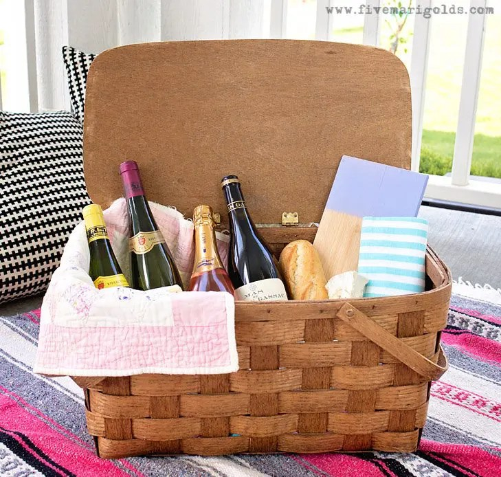 Keep wine cool in the summer heat, with these easy ideas, perfect for picnics and dining al fresco.