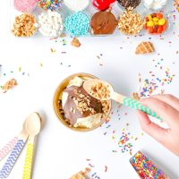 Marshmallow Ice Cream Recipe