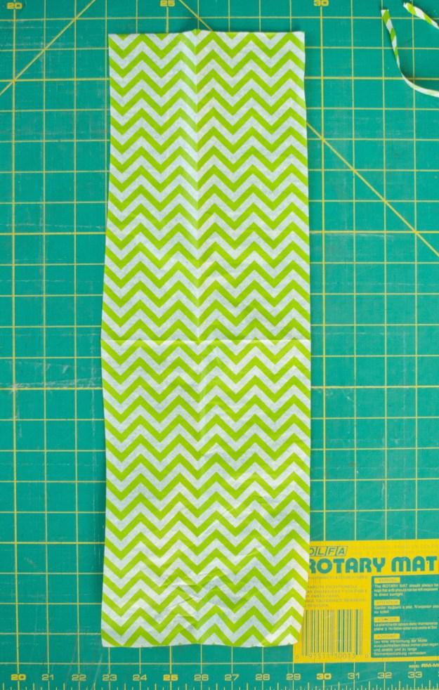 Tinsel Tassel Banner Tutorial | Five Marigolds