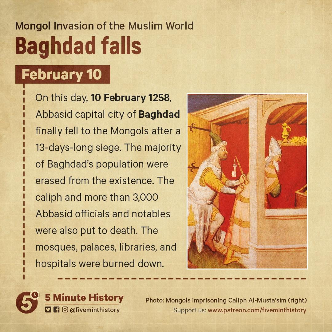 baghdad falls