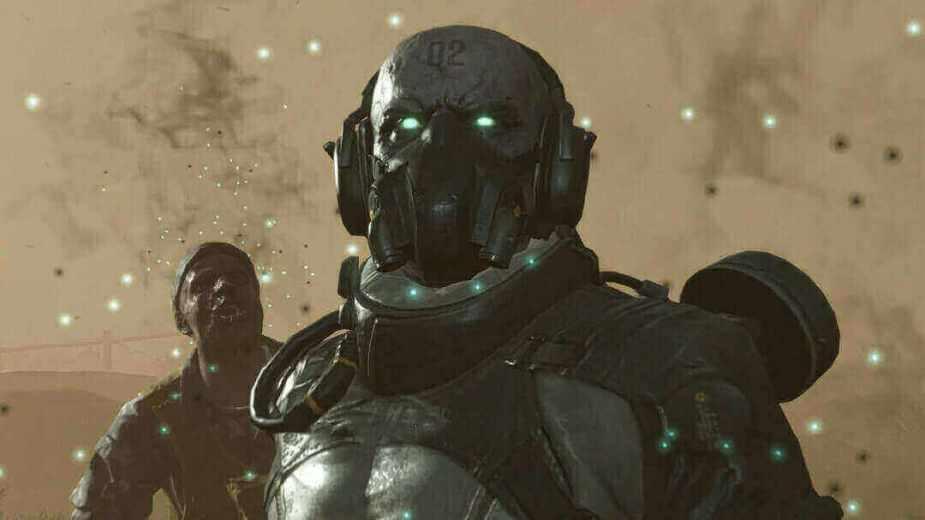 Metal Gear Solid V Metallic Archaea
