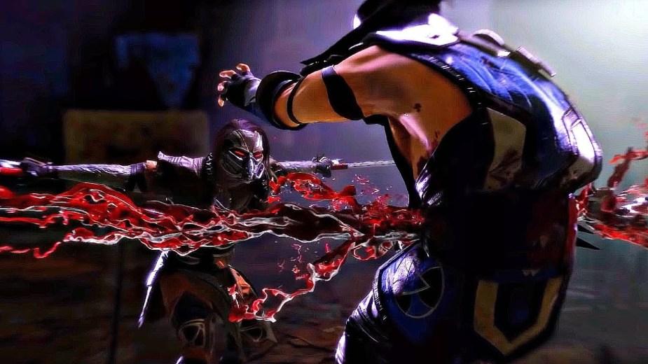 Mortal Kombat Brutality - Movie Wallpaper