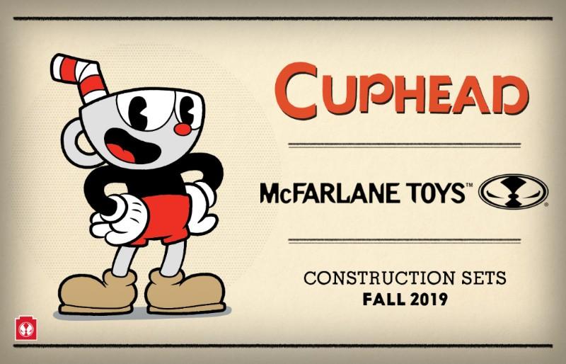 McFarlane Cuphead