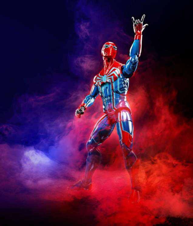 Velocity Suit Spider-Man