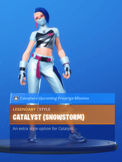 Catalyst Style 2