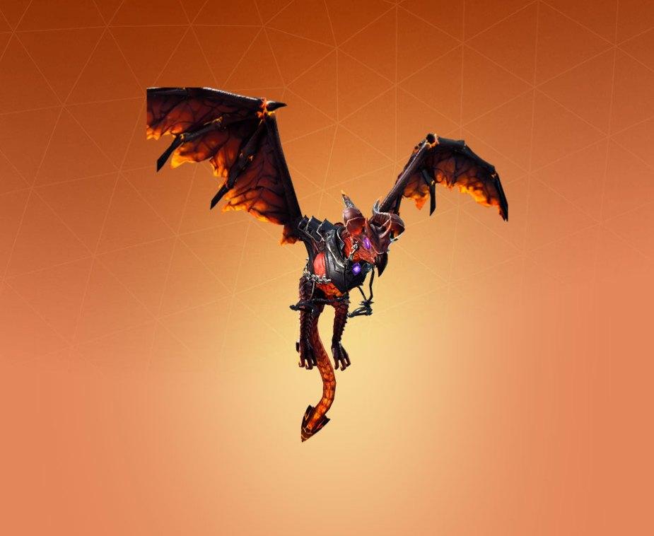 Lava wing