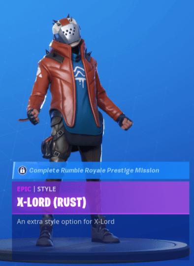 X-Lord Rust