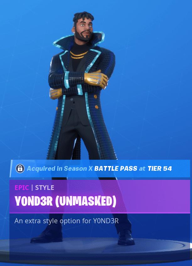 Yond3r Unmasked