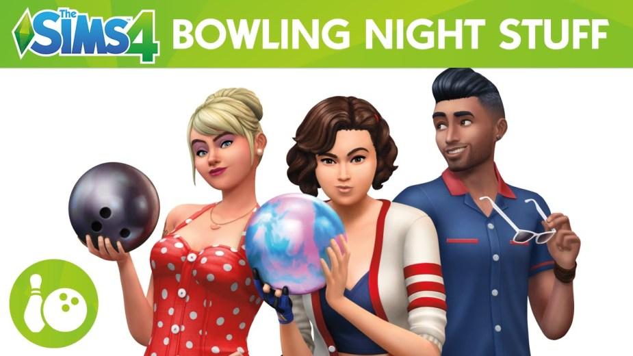 sims 4 bowling