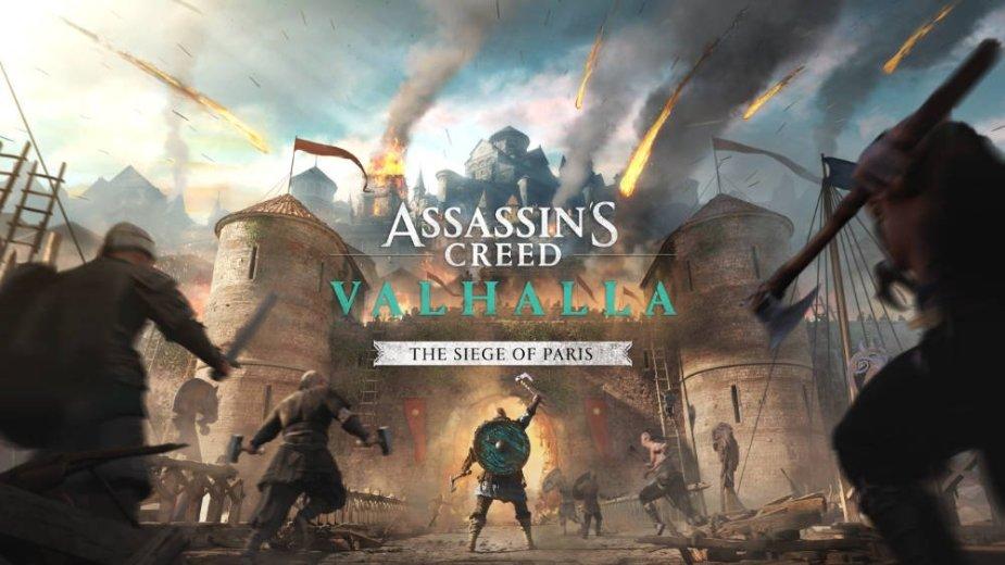 Siege of Paris AC Valhalla