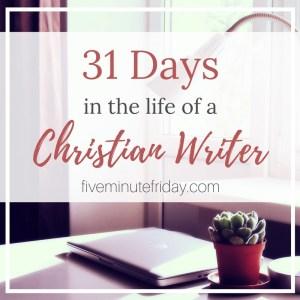 Christian writer