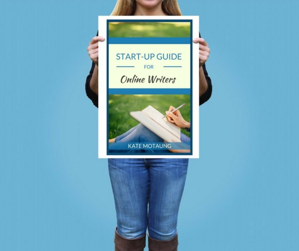 start-up guide for online writers