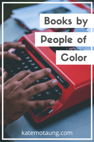 books by people of color