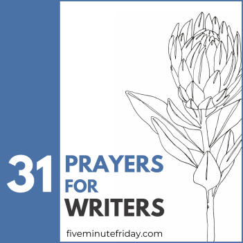 prayers for writers