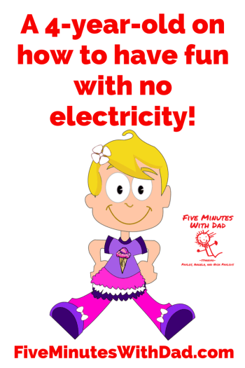 What do you do if the electricity is out