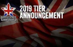 2019 Tier Announcement