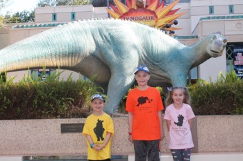 Hunting for an Iguanodon