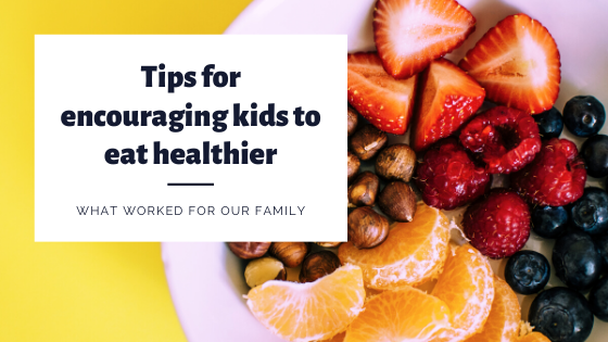 Helping you picky eater kids to eat healthier can be hard. Here are tips that helped our family. Five Plates blog
