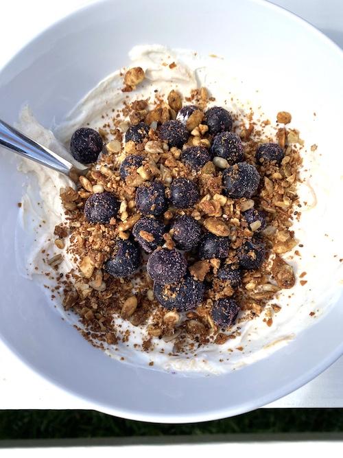 Summer-time breakfast ideas: FivePlates.com
