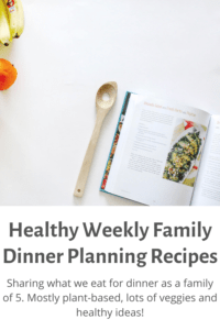 What's for dinner? Healthy family dinner plans. Healthy dinner ideas. FivePlates.com